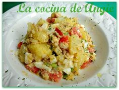 La cocina de Angie: ENSALADA CAMPERA