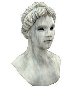 Artemis the Statue Silicone Mask