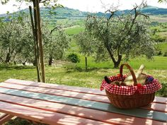 Happy Easter to everybody from Tuscany!
