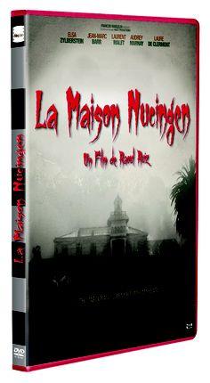 LA MAISON NUCINGEN de Raoul Ruiz. Bonus : 3 scènes de tournage. $15