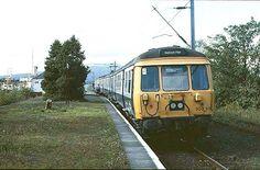 Old Train Station, Disused Stations, British Rail, Electric Locomotive, Glasgow, Trains, Burns, Diesel, Scotland