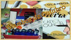 Glambox de Outubro!! Segredos de Blogueira ♥