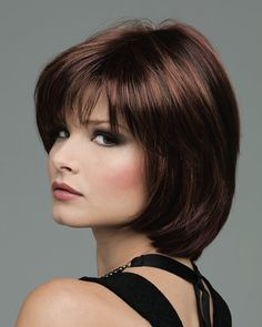 Dark Chocolate Cherry Hair Color | CHOCOLATE CHERRY ... thinking about trying!