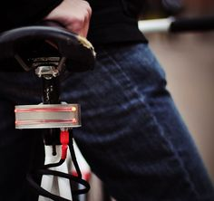 BikeWatch brings alarm, LED light and cable lock together in one device