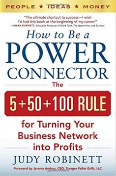 best sales book - power of connector