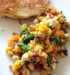 Wheat Free Southwest Breakfast Hash