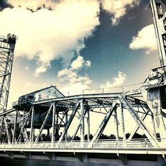 #Welland #Canal #Bridge #Dramatic #Clouds Photo from the Instacanvas gallery of jbleakley2.