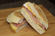 Bacon, Egg, and Cheese Muffin - Best Chef Recipes | A Perfect Pantry - Kambrook