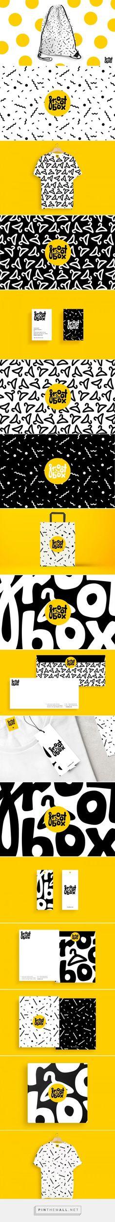 Frootbox Branding by Nuket Guner Corlan