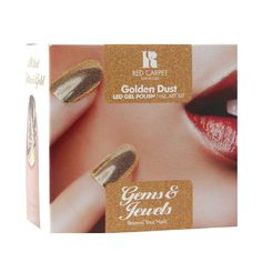 Το Gems & Jewels Golden Dust Kit είναι ένα ιδιαίτερο σύνολο από προϊόντα και Nail Art Accessories για τις λάτρεις του χρυσού!     Τιμή 39,50€
