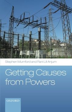 Getting Causes from Powers by Stephen Mumford https://www.amazon.co.uk/dp/0198709625/ref=cm_sw_r_pi_dp_8xQpxbXVM1SNV