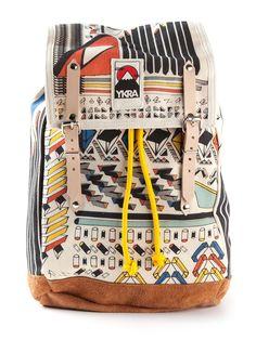 5b0939d80886 ykra x henrik vibskov Fashion Backpack