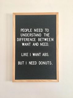 Funny letterboard saying
