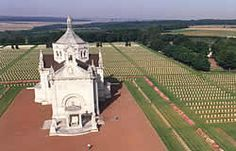 Ablain St. Nazaire (Notre Dame de Lorette) French military     cemetery contains the remains of 40,051 soldiers of the 1914-1918 war.
