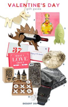 Valentine's Day Gift Guide #valentinesday #giftideas #love