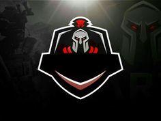 Logo Desing, Game Logo Design, Badge Design, Logo Esport, Logo Free, Spartan Logo, Game Wallpaper Iphone, Samurai Artwork, Esports Logo
