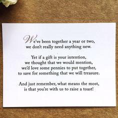 8 Best Wedding Invitation Poems Images Wedding Gift Poem Wedding