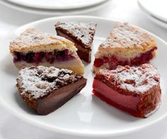 Magic Cake - Old Fashioned Recipes I want to try