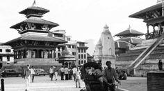 Fallen: Nepal's historic landmarks after the quake Nepal  #Nepal