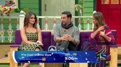 The Kapil Sharma Show 13 August 2016 Akshay Kumar, Ileana D'Cruz, Esha G...