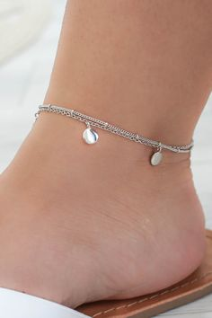 Jewelry & Watches Fashion Jewelry Honesty Beach Fashion Charm Rose Gold Ankle Bracelet Chain Foot Anklet Jewelry-ukseller Convenience Goods