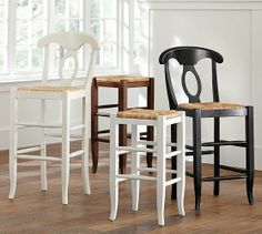 Island On Pinterest Counter Stools French Country