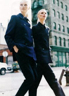 #editorial #90s US Vogue, July 1996