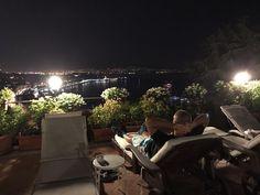 Amazing view of Naples