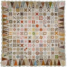 Discover the Dear Jane Quilt! A masterpiece first designed during the Civil War era, this intricate quilt has a fascinating history and is quite the accomplishment to complete!