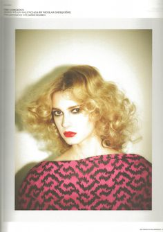 '70s glam Hair inspiration