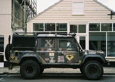 rhubarbes:Off Road / On Road by Chi Bellami on Flickr.More cars here.