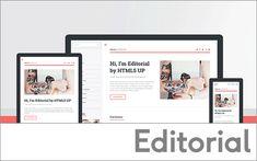 商用利用無料、最近のUIデザインが分かるレスポンシブ対応の高品質なHTMLのテンプレートのまとめ