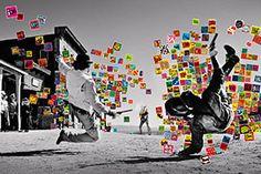 Super sônica sound design print advert by bbdo: bang ads of Commercial Wallpaper, Clever Advertising, Widescreen Wallpaper, Sound Design, Design Studio, Flyer, Print Ads, Pattern Art, Art Direction