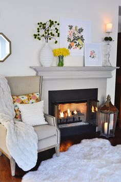 14 Ideas to Style Your Home for Spring — 2 Ladies & A Chair