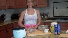 Garage Mama Fitness | Marissa Herring how to cook brown rice. Nutrition cooking classes to get lean and stay lean. #gmamafitness,#fitmoms,#brownrice