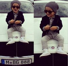 My future son!