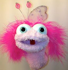 Your place to buy and sell all things handmade Bird Puppet, Puppet Toys, Sock Puppets, Puppet Crafts, Hand Puppets, Puppet Show, Bird Crafts, Crafts To Do, Crafts For Kids