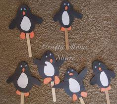 Penguin Preschool Unit