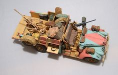 L.R.D.G 30t Chevy Finished. Lots of Pic's - Armor - Modeling Subjects - Finescale Modeler Community