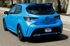 Toyota Corolla 2019 The 2019 Toyota Corolla is a great And Fastest Car. Toyota Corolla was launched in Pakistan by the Toyota Indus Motor Company in July … Toyota Corolla Hatchback, First Drive, Automotive News, Motor Company, Fast Cars, Custom Cars, Cars And Motorcycles, Super Cars, Bike