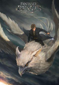 Ньют и птица гром