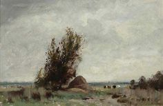 Hammer Marsh by Edward Seago