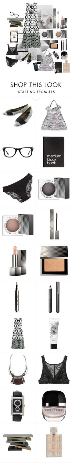 """Grey"" by nathalie-puex ❤ liked on Polyvore featuring 3.1 Phillip Lim, Jil Sander, Muse, Dinks, La Perla, Burberry, SUNO New York, Diptyque, Monki and Concord"