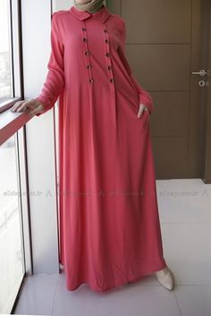 ALLDAY MERCAN FERACE - 60154 modelini incelemek için lütfen sayfamızı ziyaret ediniz. Abaya Fashion, Women's Fashion Dresses, Simple Gown Design, Modele Hijab, Stylish Hijab, Simple Gowns, Long Gown Dress, Abaya Designs, Muslim Dress
