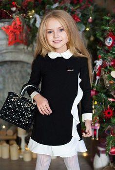 Olian Nursing Matching Outfit Medium - Now Outfits Kids Dress Wear, Little Dresses, Little Girl Dresses, Kids Wear, Baby Dress, Girls Dresses, Little Girl Fashion, Kids Fashion, Kind Mode