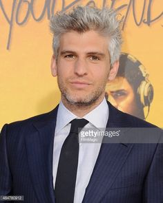 Director Max Joseph arrives at the Los Angeles Premiere 'We Are Your Friends' at TCL Chinese Theatre on August 20, 2015 in Hollywood, California.