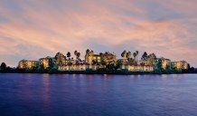 Loews Coronado Bay, my favorite summer resort in the San diego area.