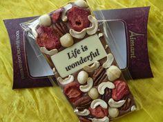 Life is wonderful: Дегустация: сладости для гурманов от Aimant