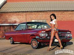 1961 Chevrolet Impala - Loco 61 - Lowrider Magazine