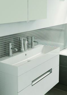 Bruynzeel Mino120cm // badmeubel badkamer sanitair / bathroom furniture cabinet / meuble salle de bain